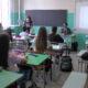 la classe di un liceo italiano