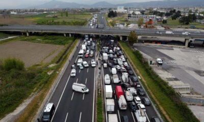 protesta autostrada a1 2