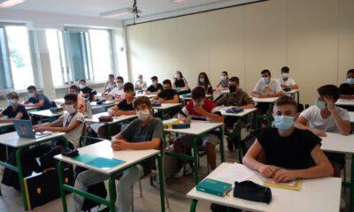 alunni in classe scuola