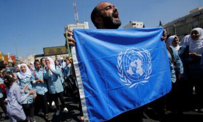 gaza israele bandiera onu