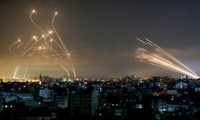gaza israele razzi