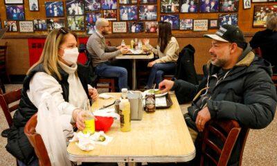 mascherine ristorante new york