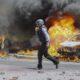 razzi israele gaza