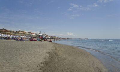 spiaggia ostia