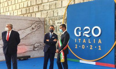 Di maio g20 Matera