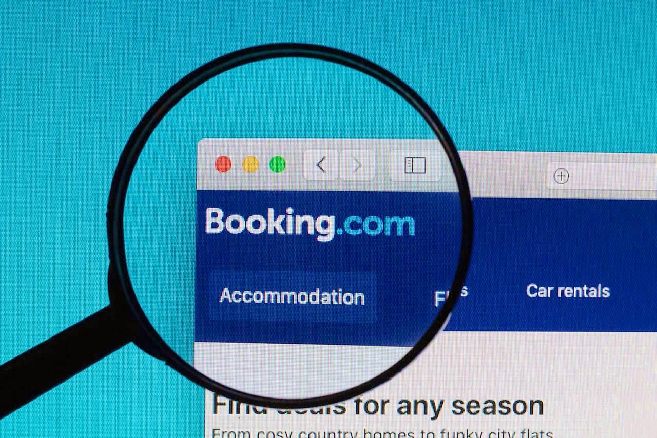 sito web booking.com