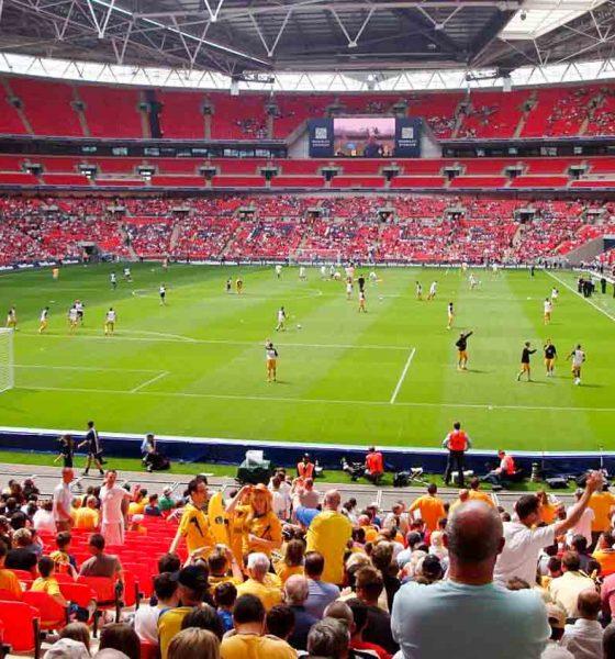 london-wembley stadio