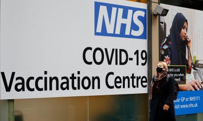 nhs vaccination centre gb