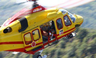Elicottero 118 Liguria