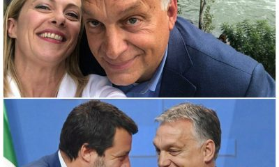Orban salvini meloni