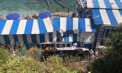 capri bus incidente