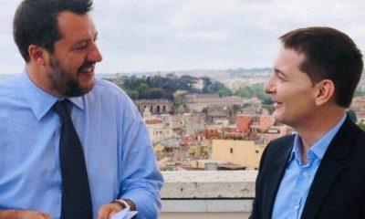 Luca morisi Matteo Salvini
