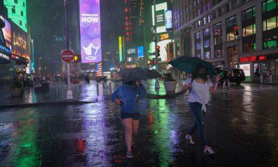 uragano ida new york