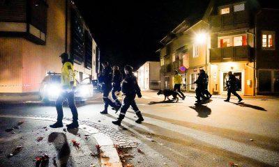 Norvegia strage