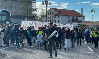 Green Pass proteste porto Trieste